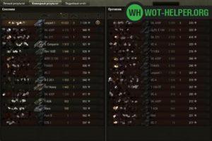 10022 урона на Leopard 1